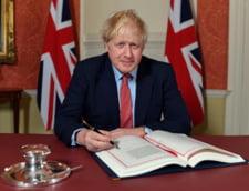 Boris Johnson a iesit de la terapie intensiva, dar ramane internat: Are o dispozitie foarte buna