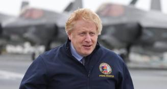 """Boris Johnson a salutat drept un """"moment istoric"""" declaratia G7 despre viitoarele pandemii"""