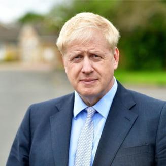 Boris Johnson isi prezinta propunerile privind modificarea acordului Brexit intr-o scrisoare catre Tusk