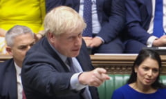 Boris Johnson joaca la intimidare la Londra. Forteaza un nou vot pe acord, dupa ce a trimis 2 scrisori la Bruxelles