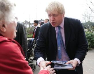 Boris Johnson pleaca de la Primaria Londrei si se ocupa de campania pro-Brexit