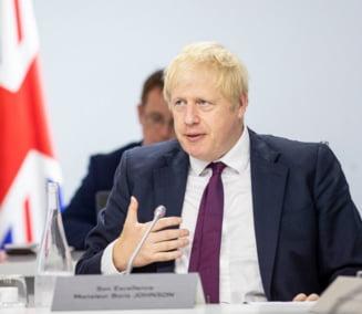 Boris Johnson se intalneste cu Juncker, pentru prima oara de cand e premier