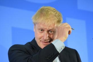 "Boris Johnson spune ca prefera sa ""moara intr-un sant"" decat sa amane Brexitul"