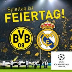 Borussia Dortmund - Real Madrid: Avancronica partidei, ultimele informatii si cotele la pariuri