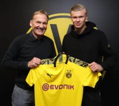Borussia Dortmund a dat marea lovitura pe piata transferurilor