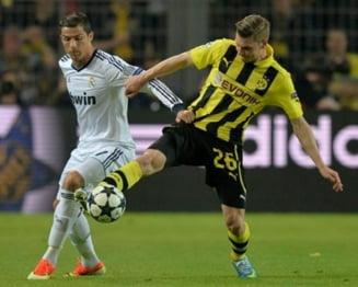 Borussia Dortmund zdrobeste Real Madrid in semifinalele Ligii Campionilor (Video)