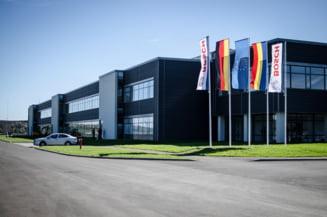 Bosch: Cand va fi inaugurat centrul de 77 de milioane de euro din Cluj. Germanii fac angajari