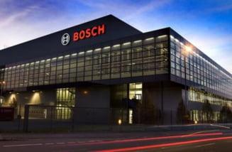 Bosch demareaza angajarile pentru noua fabrica de la Cluj