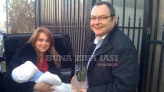 Botez in familia prefectului Tomaseschi