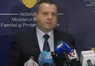 Botis l-a asteptat pe Basescu pentru a-si da demisia (Video)