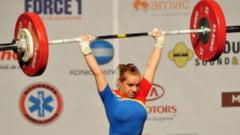 Botosaneanca Loredana Toma a castigat trei medalii de aur la CE Haltere din Georgia!