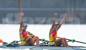 Botosaneanca Radis si suceveanca Bodnar au adus prima medalie de aur a Romaniei la Jocurile Olimpice