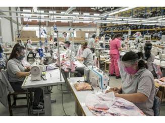 Botosanenii propun inghetarea salariului minim in industria textila