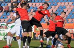 Botosani - Chiajna 0-2. Dorinel Munteanu, debut cu victorie. Enache, trimis in tribuna la pauza