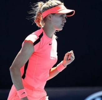 Bouchard, despre meciul cu Simona Halep de la Australian Open: Nu ma intereseaza rezultatul