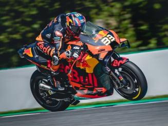 Brad Binder a castigat Marele Premiu al Cehiei la MotoGP