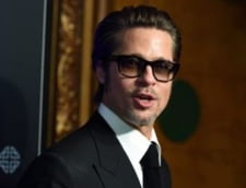 Brad Pitt, cu oja pe unghii la un eveniment important - s-a dat in stamba cantand (Video)