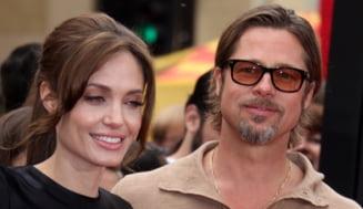 Brad Pitt, despre gestul socant al Angelinei Jolie