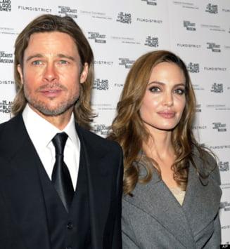 "Brad Pitt, presat de Angelina Jolie sa accepte o ""nunta etnica"" (Video)"