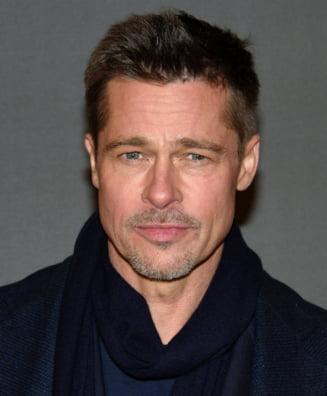 Brad Pitt a vorbit in premiera despre divort, problemele cu alcoolul si drumul spre regasire: Acum stiu care e scopul vietii