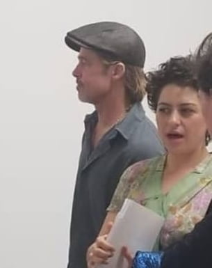 Brad Pitt ar fi inceput o noua relatie cu o actrita cu 25 de ani mai tanara decat el