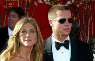 Brad Pitt si Jennifer Aniston au sansa de a fi din nou impreuna