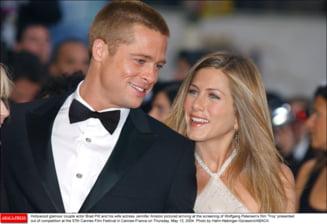 Brad Pitt si Jennifer Aniston vor aparea impreuna pe ecran, pentru prima data dupa 19 ani