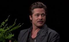 Brad Pitt si-a scuipat guma de mestecat catre un actor care l-a jignit. N-o sa crezi ce a urmat (Video)