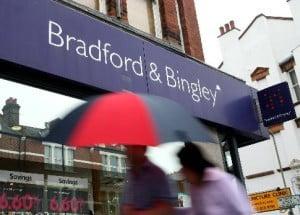 Bradford & Bingley, banca ipotecara britanica pe punctul de a fi nationalizata