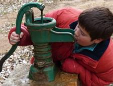 Braila: 17 elevi au ajuns la spital dupa ce au baut apa cu antigel de la cismeaua din curtea scolii