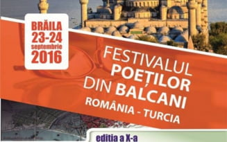 Braila, gazda primitoare a poetilor din Balcani