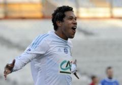 Brandao, trefla purtatoare de noroc pentru Olympique Marseille
