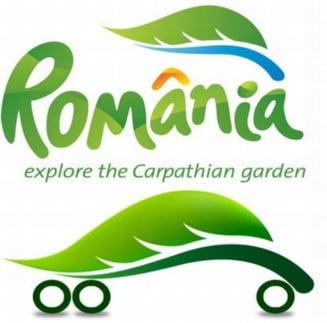 Brandul turistic al Romaniei - vezi de unde a luat Udrea frunza din logo