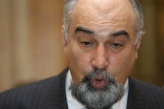 Brasoava lui Vosganian numita demisie de onoare (Opinii)