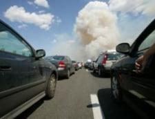 Brasov: Traficul rutier restrictionat spre Poiana Brasov