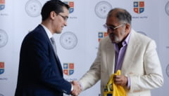 Brasoveanul Ion Tiriac sprijina Nationala de fotbal a Romaniei