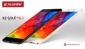 Brasovenii de la Allview au lansat la Barcelona smartphone-ul X2 Soul PRO - Pret si specificatii