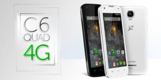 Brasovenii de la Allview au lansat un telefon ieftin, cu tehnologie 4G - Cat costa