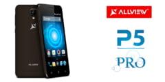 Brasovenii de la Allview au lansat un telefon ieftin, dual SIM si compatibil 4G - Cat costa