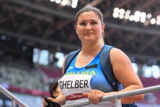 Bravo, Bianca Ghelber! Cât de departe a aruncat ea ciocanul la Jocurile Olimpice