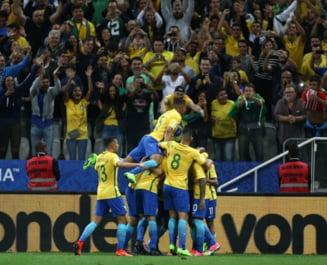 Brazilia, cea mai buna nationala din lume dupa 7 ani