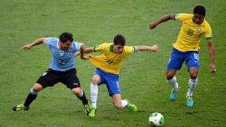 Brazilia, in finala Cupei Confederatiilor