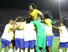Brazilia si Argentina, victorii mari in America de Sud