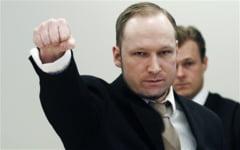 Breivik este exact ceea ce Norvegia merita, sustine un scriitor francez