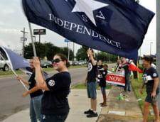 Brexit loveste si in SUA: Texanii vor si ei sa iasa din Statele Unite - Let's Texit!