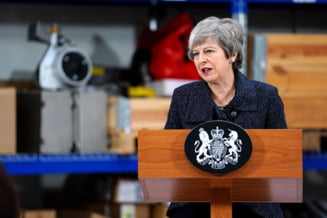 Brexit-ul, la un alt nivel: Rezultatul meciului Barcelona - Liverpool o umple de speranta pe Theresa May