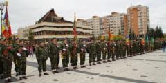 "Brigada 61 Vanatori de Munte ""General Virgil Badulescu"" a sarbatorit 25 de ani de existenta"