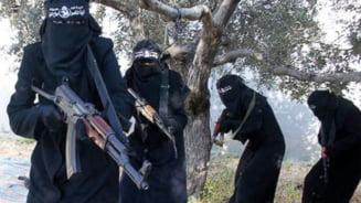 Britanicele care fac legea pentru Statul Islamic intr-un oras din Siria