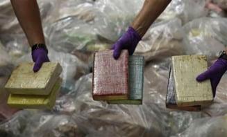 Britanicii au facut cea mai mare captura de cocaina din istorie