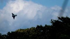 Britanicii au trimis avioane de lupta dupa doua aeronave rusesti care le-au intrat in spatiul aerian